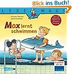LESEMAUS, Band 54: Max lernt schwimmen
