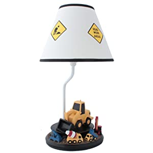 Construction Table Lamp