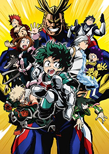 僕のヒーローアカデミア Vol.5(初回生産限定版) [DVD]