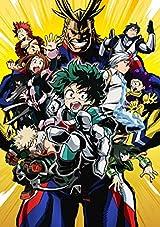 「僕のヒーローアカデミア」アニメBD第1~5巻の予約開始