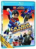 La Liga De La Justicia: El Ataque De La Legión Del Mal [Blu-ray]