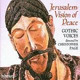 Jerusalem : vision of peace