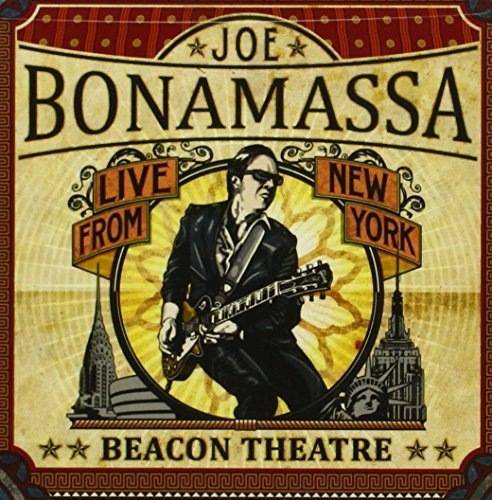 Beacon Theatre - Live From New York [2 CD] by Joe Bonamassa (2012-09-25)