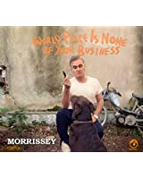 World Peace Is None Of Your Business (+ Bonus CD)