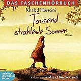 Image de Tausend strahlende Sonnen: Das Taschenhörbuch. 8 CDs
