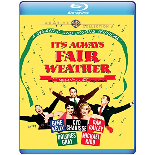 It's Always Fair Weather Movie Trailer, Reviews and More ... Its Always Fair Weather