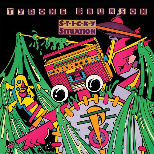 Tyrone Brunson-Sticky Situation-Expanded Edition-Remastered-CD-2013-DLiTE Download
