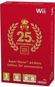 Super Mario all stars - édition 25ème anniversaire Mario