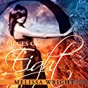 The Frey Saga: Book II: Pieces of Eight (       UNABRIDGED) by Melissa Wright Narrated by Heidi Baker