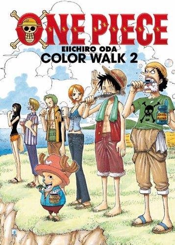 One piece color walk: 2