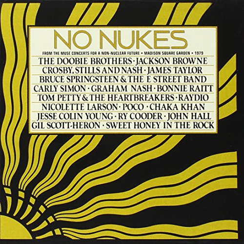 CD : No Nukes / Various (2 Disc)