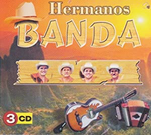 45 EXITOS DE HERMANOS BANDA