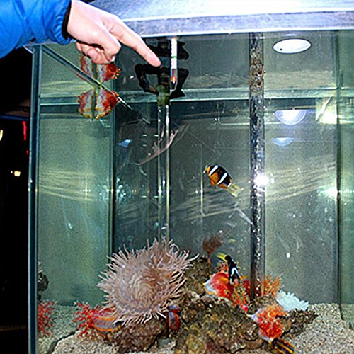 New glass meter aquarium fish tank water temperature for Fish tank temperature