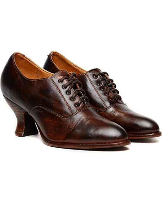 Oak Tree Farms Womens Jane Fashion Shoes $66.93 AT vintagedancer.com
