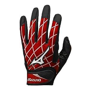 Buy Mizuno Anti-Shock G2 Batting Gloves by Mizuno