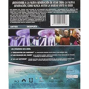 Star Trek: La Nueva Generación. El Siguiente Nivel [Blu-ray] [Import espagnol]