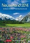 Neuseeland 2014: Harenberg Wochenplan...