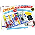 Casepack of 2 SC-750 Snap Circuits Extreme 750 in 1 Experiment Lab with Computer Interface and Solar Cell