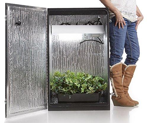 Grandma S Secret Garden 9 Plant Grow Box Superponic