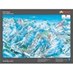 Wipeout Espace Killy Piste Map Lens C...