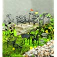 Fairy Garden Miniature Furniture Set