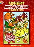 Alphabet Hidden Picture Coloring Book (Dover Coloring Books)