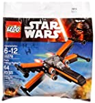 Lego Poe's X-Wing Fighter {Bagged} #3...