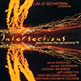 echange, troc Lalo Schifrin - Intersections : Jazz Meets The Symphony N°5