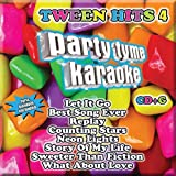Party Tyme Karaoke: Tween Hits 4