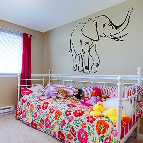 160x-116cm-en-vinyle-autocollant-mural-Lucky-lphant-tronc-jusqu-Wise-Richesse-Elphant-africain-Animal-Art-Sticker-HomeFeng-Shu-sans-papier-en-cadeau