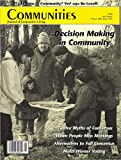 img - for Communities Magazine #109 (Winter 2000) - Decision Making in Community book / textbook / text book