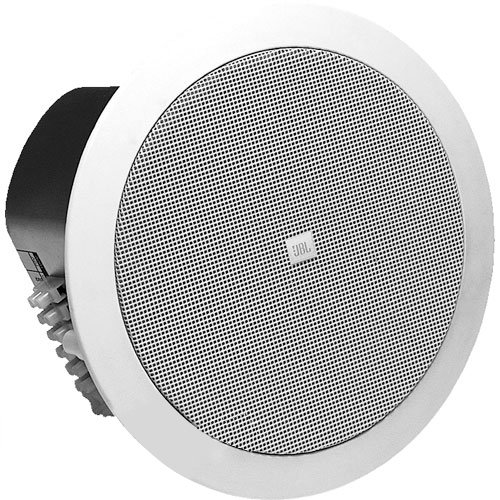 Jbl Control 24C Ceiling Speaker 4 Inch 16 Ohms 3/4 Inch Titanium Coated Tweeter 130 Degree Coverage- Priced And Sold As A Pair