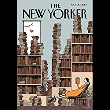 The New Yorker, October 20th 2014 (Patricia Marx, George Packer, Dan Chiasson)  by Patricia Marx, George Packer, Dan Chiasson Narrated by Todd Mundt