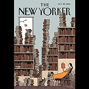 The New Yorker, October 20th 2014 (Patricia Marx, George Packer, Dan Chiasson) | [Patricia Marx, George Packer, Dan Chiasson]