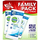 Detol Family Pact Anti-bacterial - Amazon