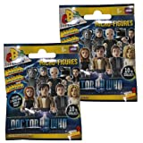 Doctor Who Character Building - Series 2 Micro-Figure - 2 Packs