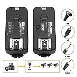 Pixel 2.4GHz Wireless Shutter Remote Control Flash Trigger Transmitter's hot shoe support TTL flash for Nikon DSLR Digital Camera