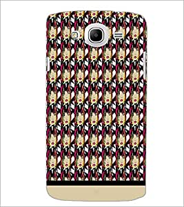 PrintDhaba Face pattern D-1559 Back Case Cover for SAMSUNG GALAXY MEGA 5.8 (Multi-Coloured)