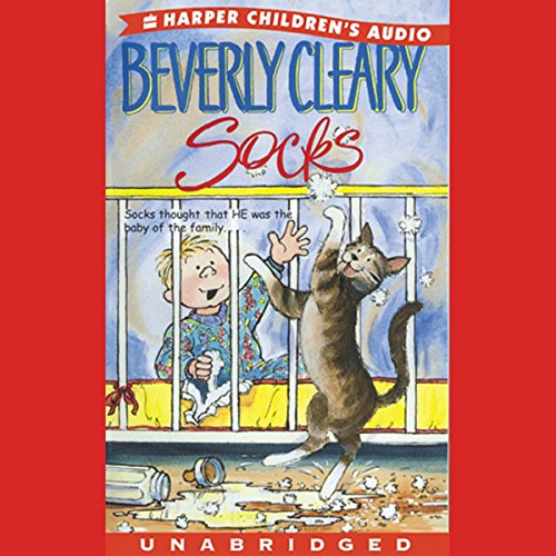 Socks, by Beverly Cleary