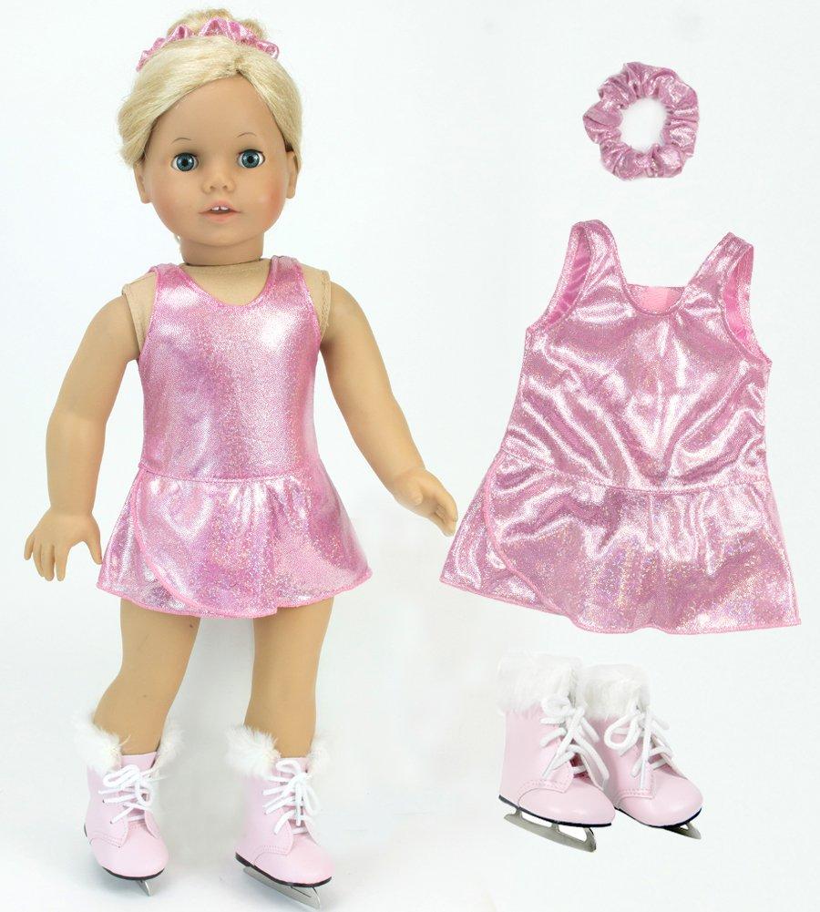 Girls Ice Skating Dress