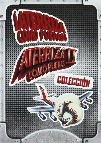 Pack Duo: Aterriza Como Puedas [DVD]