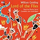 Lord of the Flies Audiobook by William Golding Narrated by Martin Jarvis