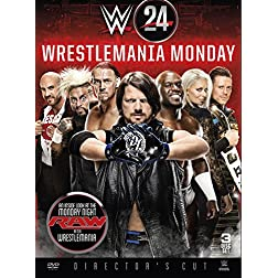 WWE: 24 - WrestleMania Monday