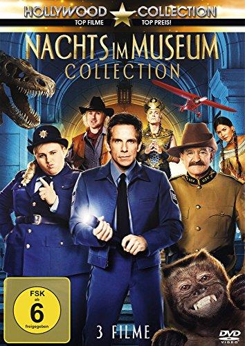 Nachts im Museum 1-3 [2 DVDs]