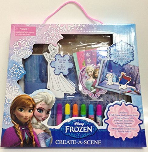 Disney Frozen Create-A-Scene