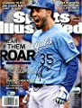 Eric Hosmer Kansas City Royals Autographed Hear Them Roar Sports Illustrated Magazine - Fanatics Authentic Certified