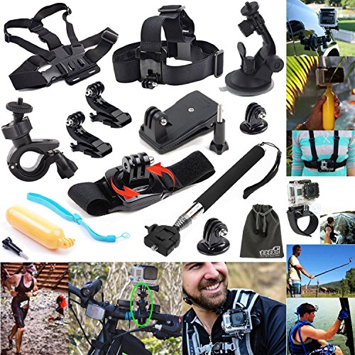 EEEKit 12-in-1 Outdoor Sports Essentials Kit for GoPro