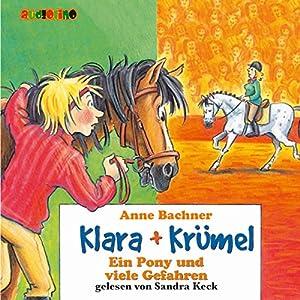 Ein Pony und viele Gefahren (Klara + Krümel) Hörbuch