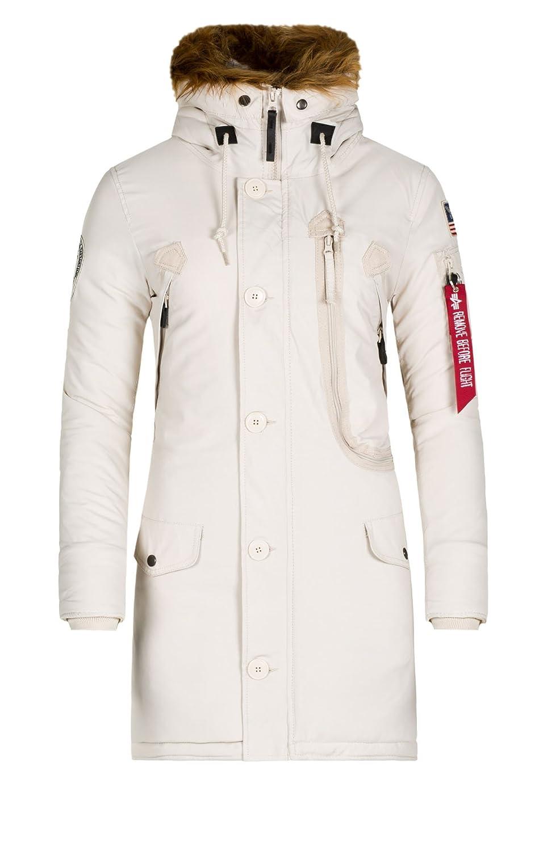 Alpha Industries Damen Polar Weste / Jacke Wmn günstig kaufen