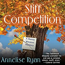 Stiff Competition Audiobook by Annelise Ryan Narrated by Jorjeana Marie